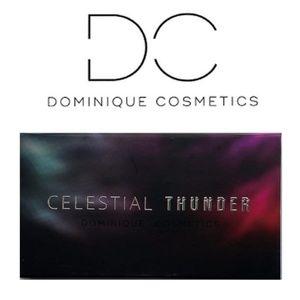 DOMINIQUE COSMETICS Celestial Thunder Palette